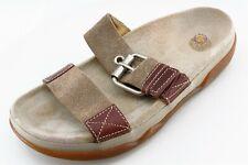 Dr. Martens Size 8 M Brown Slide Leather Women Sandal Shoes