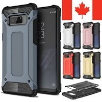 For Samsung Galaxy Note 8 Case - Shockproof Heavy Duty Hybrid Hard Armor Cover