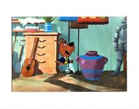 Scooby Doo Scrappy 1983 Production Animation Art Cel from Hanna Barbera 13