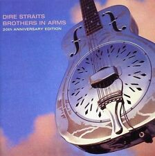 DIRE STRAITS (BROTHERS IN ARMS - 20TH ANNIVERSARY SACD SEALED + FREE POST)