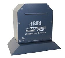 Arbe Machine Ductless Fume Dust Extractor Plating Rhodium With Stand
