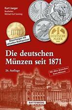 DIE DEUTSCHEN MÜNZEN seit 1871 Katalog 2019/2020 Preise Euro Bewertung Buch book