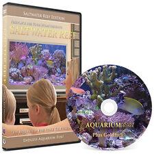 Aquarium DVD: Saltwater Reef Edition Plus Goldfish #9