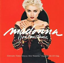 Madonna - You Can Dance - CD Album - Holiday - Where's The Party - Over And Over