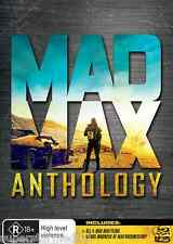 Mad Max Anthology : Complete Collection 1+2+3+4 : NEW Blu-Ray