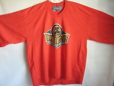 WAYNE GRETZKY Roller Hockey Centers Authentic Bauer Hockey Jersey Red Size XL