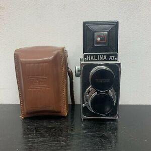 Halina Film Camera Halina Anastigmat 1:3.5 F=80mm *Untested*