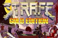 STRAFE: Gold Edition, PC Digital Steam Key, Same Day Email Delivery