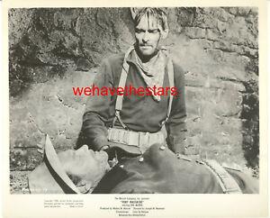 VINTAGE John Russell QUITE HANDSOME '58 FORT MASSACRE Publicity Portrait