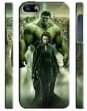 The Hulk Black Widow Iphone 4s 5 6 7 8 X XS Max XR 11 Pro Plus Case Cover 5