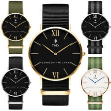 Reloj hombre mujer TWIG HARING Military Edition clásico militar vintage 968943c5612d