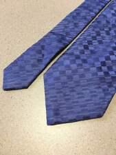 Lanvin Paris Silk Tie Made In France 100% Silk