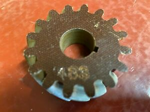1921 1922 1923 1924 1925 1926 DURANT SILENT GENERATOR GEAR 16 TEETH