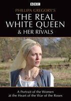 Philipa Gregory's the Real White Queen and Her Rivals DVD (2018) Philippa