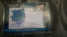 2012 Panini Signature Series Nick Hagadone Autograph RC #'d 64/299 Cleveland