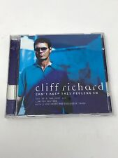 CLIFF RICHARD Can't Keep This Feeling In CD UK IMPORT 3 Track CD