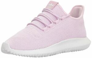 Kids Adidas Girls tublar Fabric Low Top Lace Up Fashion Sneaker
