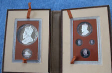 1980 Johnson Matthey Canada 6 Coin Silver Beaver Proof Set Ser #0088/1500 E2426