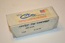 8 NOS Cole Carbide USA MILLING INSERTS Triple Tin Coated SNG-634A LC5M Item K404