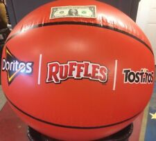 NEW Advertising Inflatable Ruffles Doritos Tostitos Chip Basketball 36""