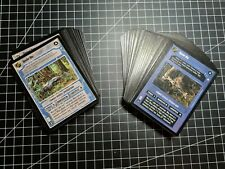 Star Wars CCG SWCCG: Endor complete Uncommon and Common Set 100 cards UC/C