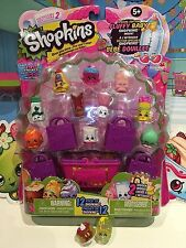 SHOPKINS SEASON 2 12 Pack Fluffy Baby - Special Edition Baby Puff - #134