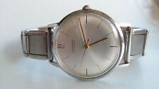 Uhr Junghans, 33,8mm, Cal. 84/S10, (J84/S10), Selten Mechanische HerrenUhr,Rare.