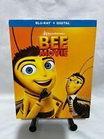 Bee Movie [ Blu-Ray + Digital ] New. Region A , Widescreen , Family-Animated.