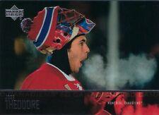 2003-04 UPPER DECK HERITAGE CLASSIC JOSE THEODORE #473