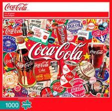 BUFFALO GAMES JIGSAW PUZZLE COCA-COLA IT'S ALL GOOD 1000 PCS #11278