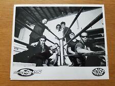 THE SKELETONES 8x10 BLACK & WHITE Press Kit Photo 90's SKA GARAGE ROCK