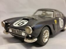 Slot Classic cj-22 Ferrari 250gt Swb 1960-built Kit with Anti-Chocs, Blue