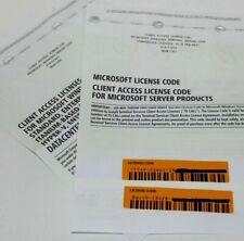 Microsoft - 10 Windows Server 2008/2008 R2  Terminal Cal - Device/User - MUI
