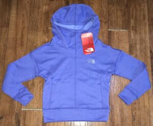 THE NORTH FACE Youth Kids Girls' Marlowe Pullover Hoodie size XS/6 New NWT
