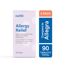 Generic Allegra Fexofenadine 180 mg 90 Tablets Total | Allegra Generic