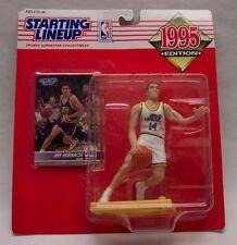 JEFF HORNACEK UTAH JAZZ NBA STARTING LINEUP ACTION FIGURE Toy 1995 NEW