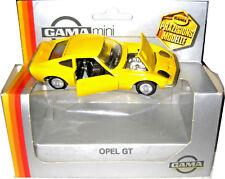 GAMA #1129 OPEL GT, 1/42, OVP (mb)