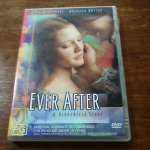 Ever After A Cinderella Story  DVD R4 Like New! FREE POST