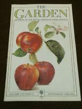 RHS - THE GARDEN - SEPT 1988 VOL 113 # 9 - IVY