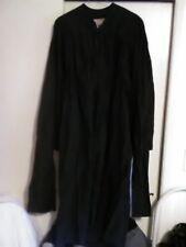 """Collegiate Master graduation gown, 5'6 - 5'7"""", black"""