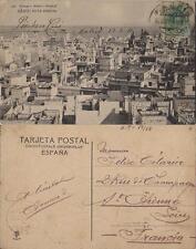 Tarjeta Postal. CADIZ. Vista Parcial. Nº 397. Hauser y Menet.-Madrid.