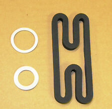 Container seal Kit for Vitamix 4000 with seals for Blades, Spigot, & Action Dome