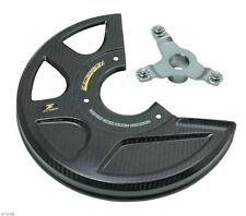 Zeta Front Disc Mounting Kit + Carbon Guard 2006-2013 WR250F WR450F (1420/1202)