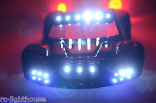 Custom LED Light Set for Traxxas Slash 4x4 2WD Ultimate Compatible w/ RC10 #37