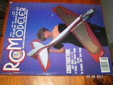 RC Modeler Juin 1994 TR 260 modelisme avion en anglais