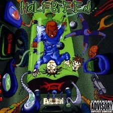 CD HALFBREED KONTAMINATION ~ MINT!!  TWIZTID HOK icp XXX RAP RARE