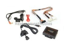 Honda Acura radio Bluetooth phone iPhone Android kit +iPod/Aux/USB interface