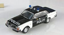 DeA 1:43 Volvo 244 Norwegian Police serie Police cars of the world