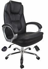 Silla de oficina, silla giratoria, silla de estudio en negro