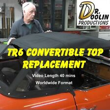 Dr-Doolin's Triumph TR6 Convertible Top Replacement DVD